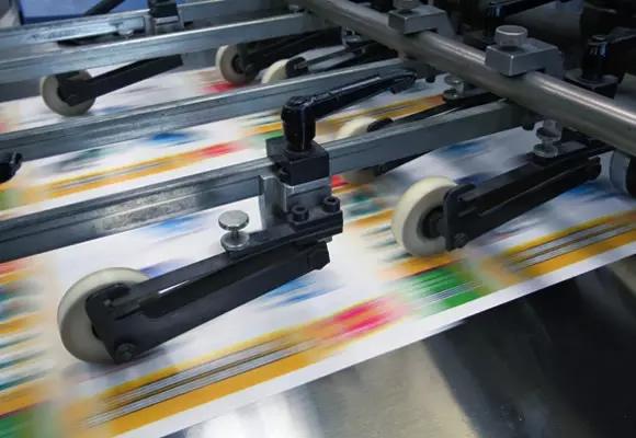 标签印刷-烫金工艺的原理及应用